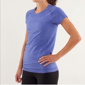 Lululemon run swiftly tech tee